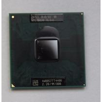 Processador Intel Dual Core T4400 Note 2.20ghz 800mhz Slgjl