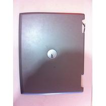Carcaça Tampa Da Tela Notebook Dell Latitude D505 Cinza