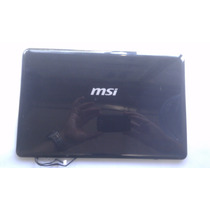 Tampa Tela Netbook Msi Ms-1245 U270 - Usado