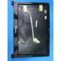 Carcaça Notebook Itautec Infoway Tampa + Moldura W7425