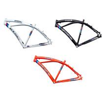 Quadro Aluminium Gtsm1 Low Beach -perfeito Para Bike Praiana
