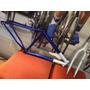 Quadro De Bicicleta Wendy Bike Mtb Aço Aro 26 Com Garfo