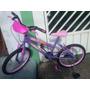 Bicicleta Barbye Aro 20 Personaliz,adenosina Caloi Kalf,mtb