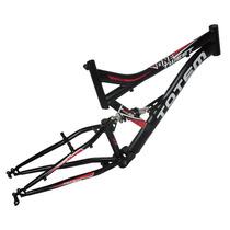 Quadro Aro 26 Dh Full Suspension Totem One Tweet Bicicleta