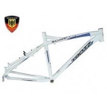 Quadro Bicicleta 26 Trotz Schnell 4.6 Branco Tam 18