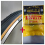 Pneu 27x1.1/4 Faixa Am Kenda Caloi10 + Camara 27/28 Pirelli