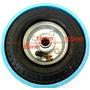 Roda Para Drift Trike Com Pvc Azul E Pneu 6x2 - O Par