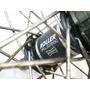Cubo Traseiro Roller Flash Rodan Roda Aro 26 Rolamento Mtb
