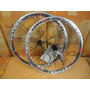 Roda P/ Bicicleta Speed Vzan Futura Clincher 2015 Preta Etc