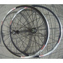 Roda Bicicleta Speed 700 Xero 550 20 X 24 Raios.