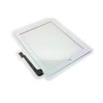 Tela Vidro Touchscreen Ipad 4 Original C/ Adesivo Apple Rj