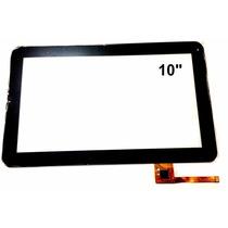 Tela Vidro Touch Tablet Cce Tr101 Tr 101 Original 10