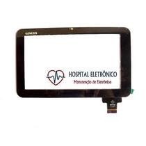 Tela Vidro Touch Tablet Genesis Gt 7204 Gt 7240 Centro Rj