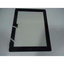 Touch Screen (vidro) Tablet Apple Ipad 3 Preto