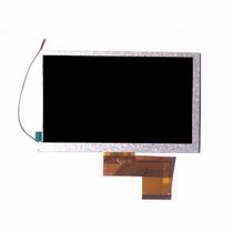 Tela Display Lcd Tablet Lenoxx Tb50 Original Envio Já