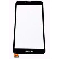 Tela Touch Tablet Ta0708 Semp Toshiba Sti 7 Polegadas Preto