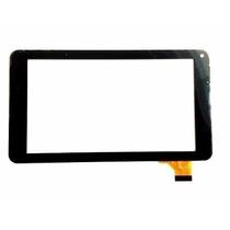 Tela Vidro Lente Sensor Touch Tablet Qbex Tx322i Tx322 7 Pol