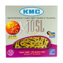 Corrente Kmc X10 Sl Gold 10v (dourada)