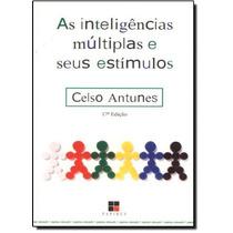 As Inteligencias Multiplas E Seus Estimulos Ed. Papirus