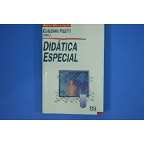 Didatica Especial - Claudino Piletti