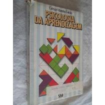 * Livro - Piscologia Da Aprendizagem - Pedagogia