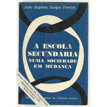 Escola Secundária Numa Sociedade Em Mudança - Borges Pereira