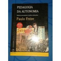 Pedagogia Da Autonomia De Paulo Freire