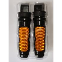 Pedaleira Fabricada Sob Medida Para Cb300 / Twister + Brinde