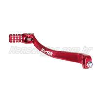 Pedal De Câmbio Aluminio Ims Honda Crf 230 (todas) Vermelho