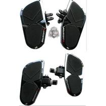 Jogo Plataforma Dianteira E Traseira Harley 883 Blackline Jj