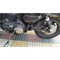 Suporte De Pedaleira Traseiro Harley Davidson Iron -abs
