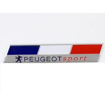 Emblema Peugeot Sport Importado