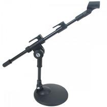 Suporte De Mesa Para Microfone Vector Sm20p Mini Girafa