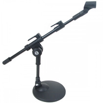 Pedestal Para Microfone De Bumbo Sm20p Mini Girafa