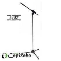 Pedestal Ibox Para Microfone Smlight - Tipo Rmv, Ask