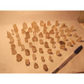 Pedras Preciosas,cristal Branco L.134