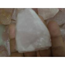 Brasil Pedras Quartzo Rosa Bruto R$5,00pç Tam +ou-5cm