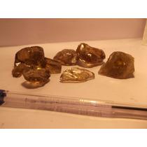 Pedras Preciosas,cristal Bombardeado Conhaque L.86