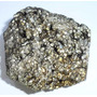 Pirita Pedra Bruta De Coleção Minerais De Coleção N877