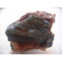 Natural Pedras Berilo Água Marinha Azul No Quartzo Coleção