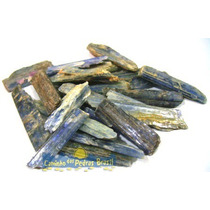 Pedra Bruta Cianita Azul