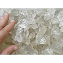 Lote Com 1 Kg Cristal Bruto Transparente