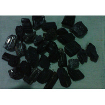 Turmalina Negra Bruta Com 3 Cm