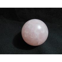 Bola De Cristal De Quartzo Rosa Sabonete Extra Oferta