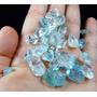 Lote Com 20 Pedras De Topázio Azul Natural Polido