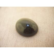 Biancajoias! Magnifica Turmalina Negra Oval