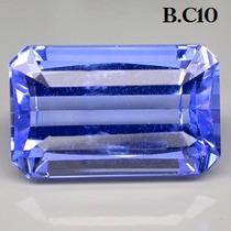 Valiosa Esmeralda Centáurea De Quartzo Azul 24.50cts