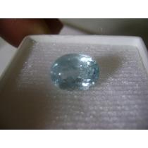 Natural Pedras Aguas Marinha 5,5 Quilates Garantia 100%