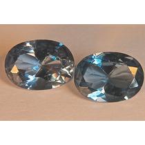 Rsp 1807 Áqua Marina Azul Escuro Oval Preço Por Pedra 12,9ct