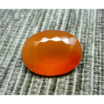 12,80 Cts Pedras Preciosas Lindíssima Carnelian Oval